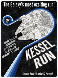 Kessel Run by red5