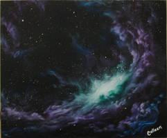 Nebula by crazycolleeny