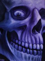 Skull 04 (50Skulls) by crazycolleeny