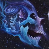 Skull 08 (50Skulls) by crazycolleeny