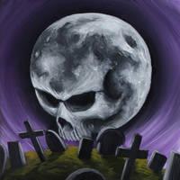 Skull 44 (50Skulls) by crazycolleeny