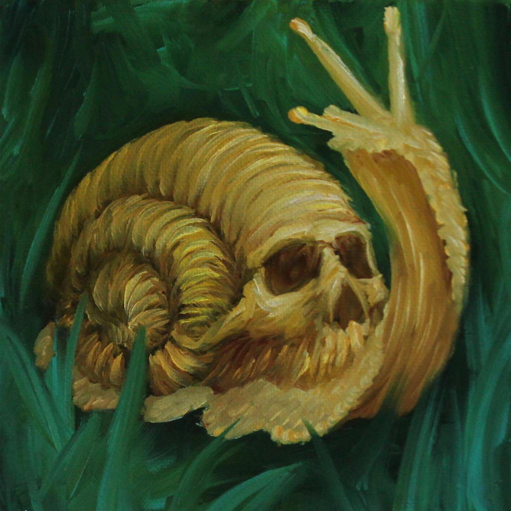 Skull 49 (50Skulls) by crazycolleeny