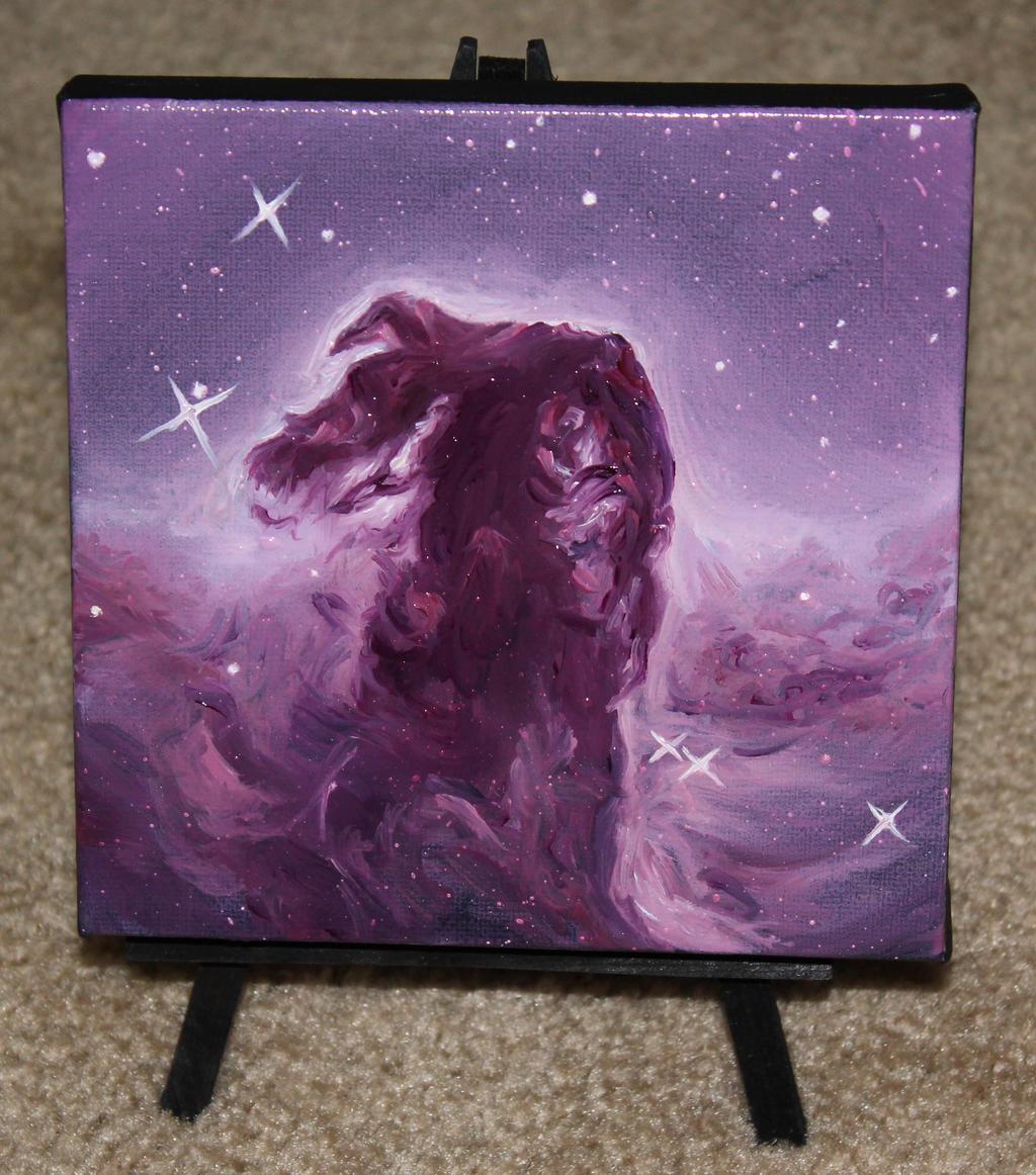 Horsehead Nebula by crazycolleeny