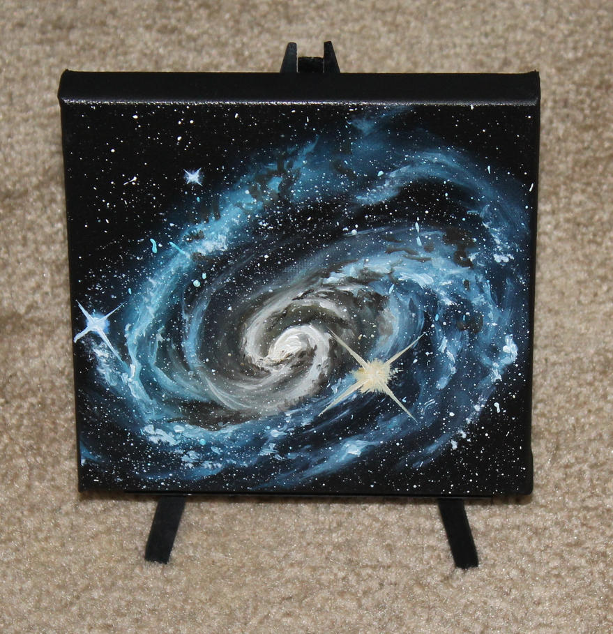 UGC1810 Galaxy by crazycolleeny