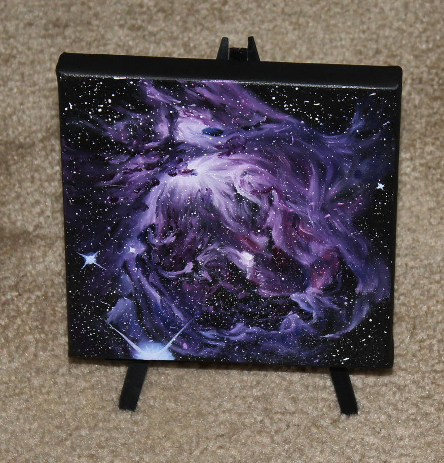 Orion Nebula by crazycolleeny
