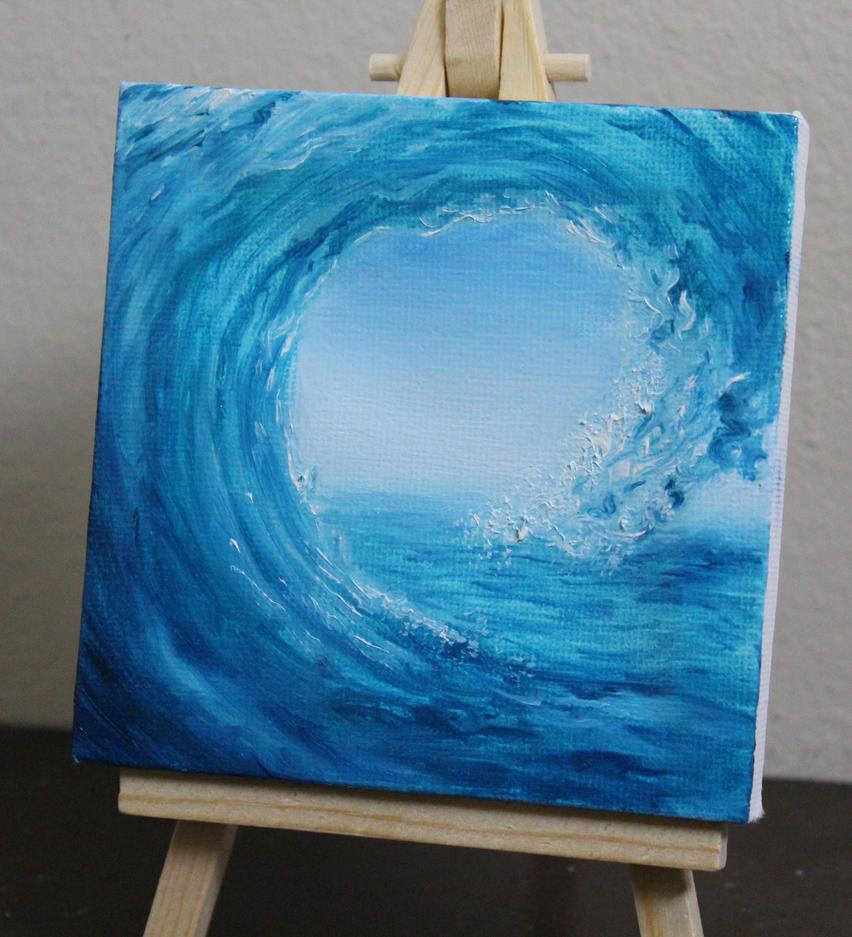 Mini Wave #1 by crazycolleeny