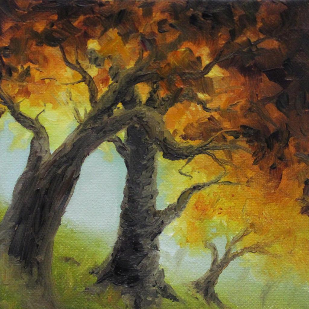 Autumn by crazycolleeny