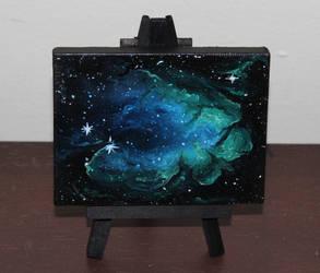 Mini Dark Nebula