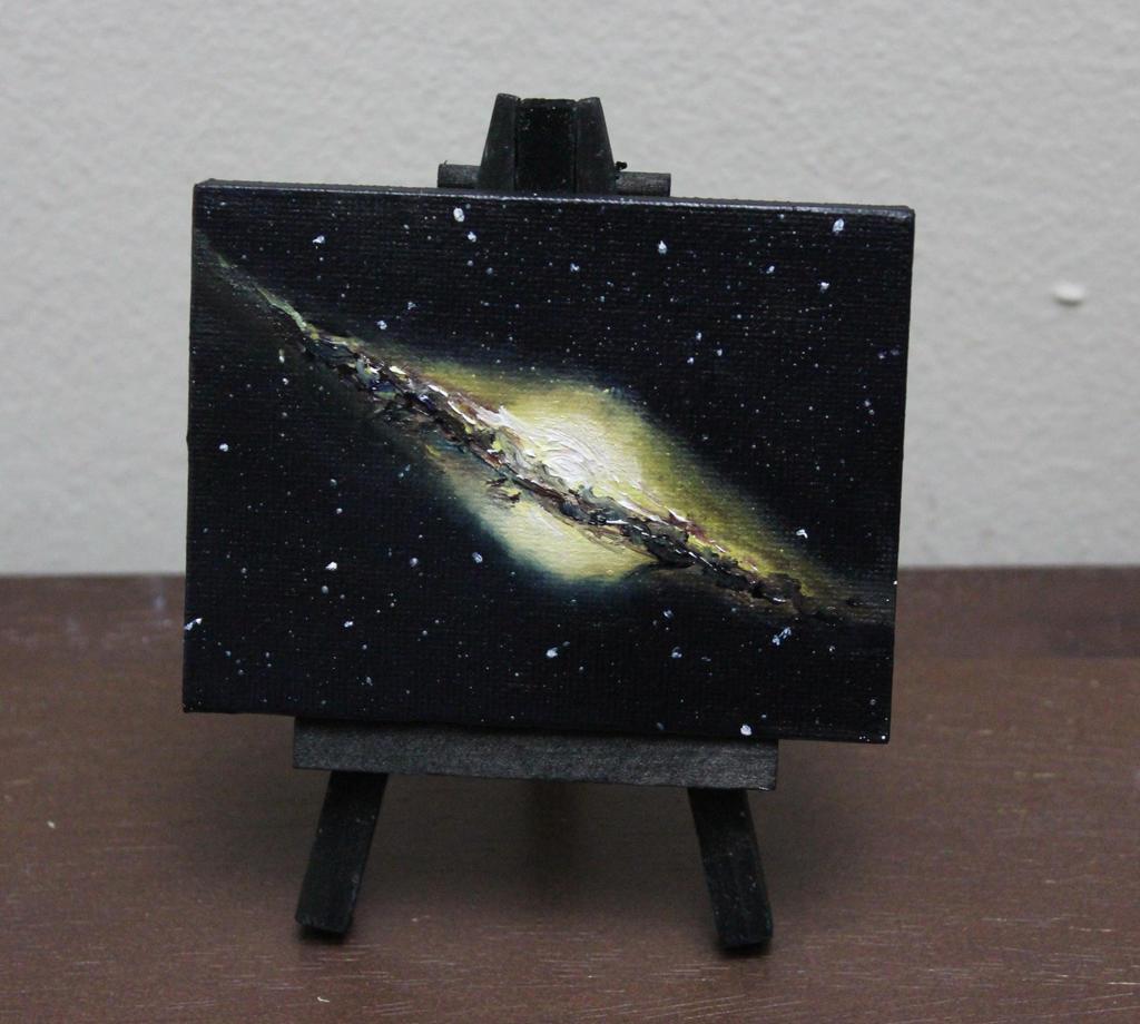 Mini Galaxy's Edge by crazycolleeny