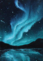 Northern Lights by crazycolleeny