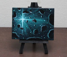 Mini Asteroids by crazycolleeny
