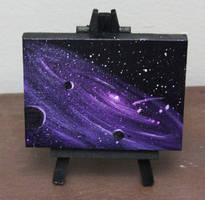 Mini Solar System by crazycolleeny