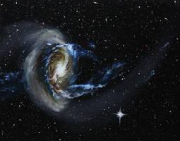 Starburst by crazycolleeny