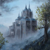 Arise from Fog by crazycolleeny