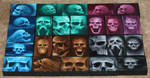 Mini Artomat Skulls 26-50