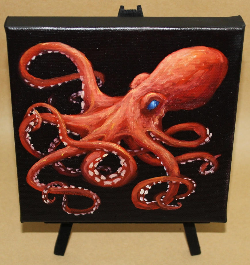 Twisted Tentacles by crazycolleeny