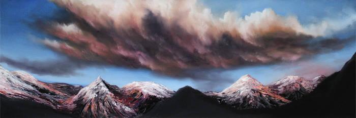 Kaleidoscope Ridge by crazycolleeny