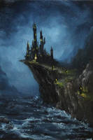 Little Castle by crazycolleeny