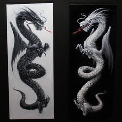 Yin and Yang by crazycolleeny