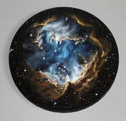 NGC 602 by crazycolleeny