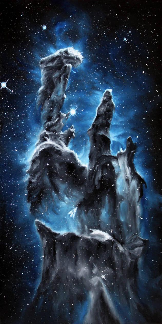 Pillars of creation by crazycolleeny on deviantart - Pillars of creation wallpaper ...