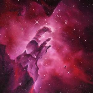 Pillars of Creation Nebula