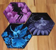 Mini Fairy Paintings