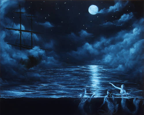 Midnight Mermaids