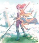 Spear Girl