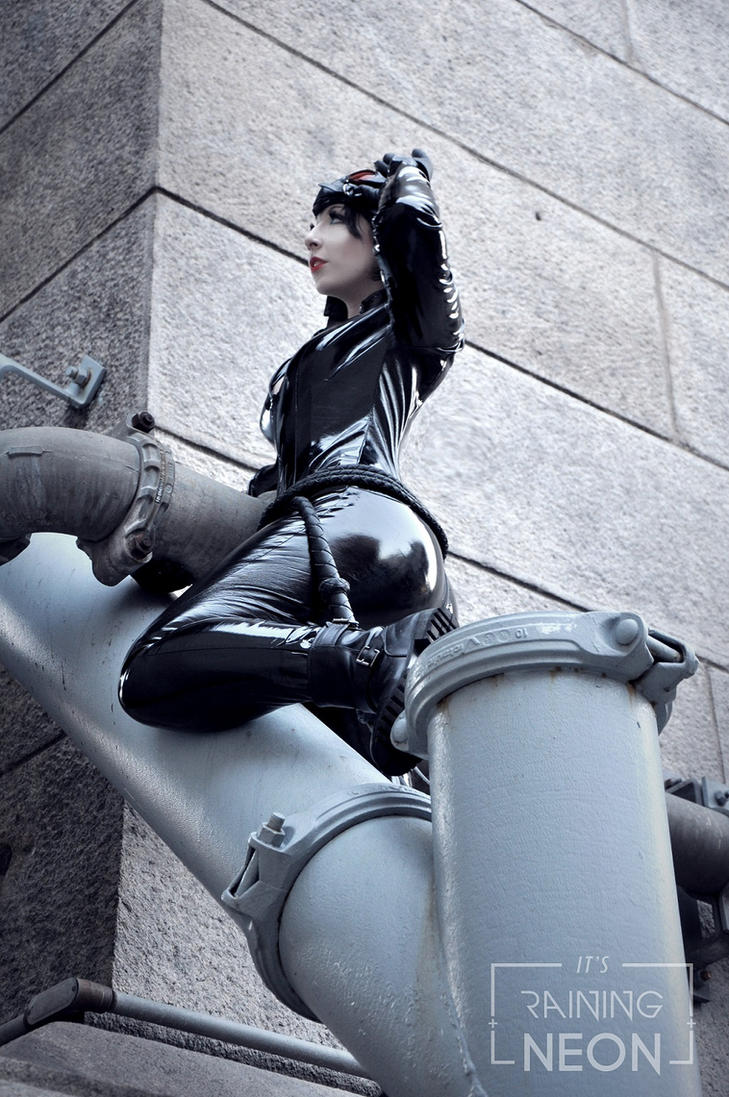 Selina Kyle by Its-Raining-Neon