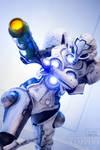 Metroid Prime 2 light suit