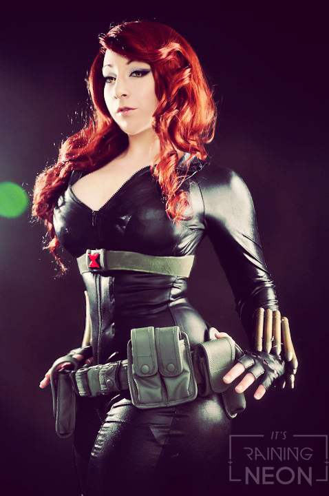 Black Widow by Its-Raining-Neon