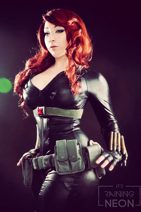 Black Widow by Its-Raining-Neon