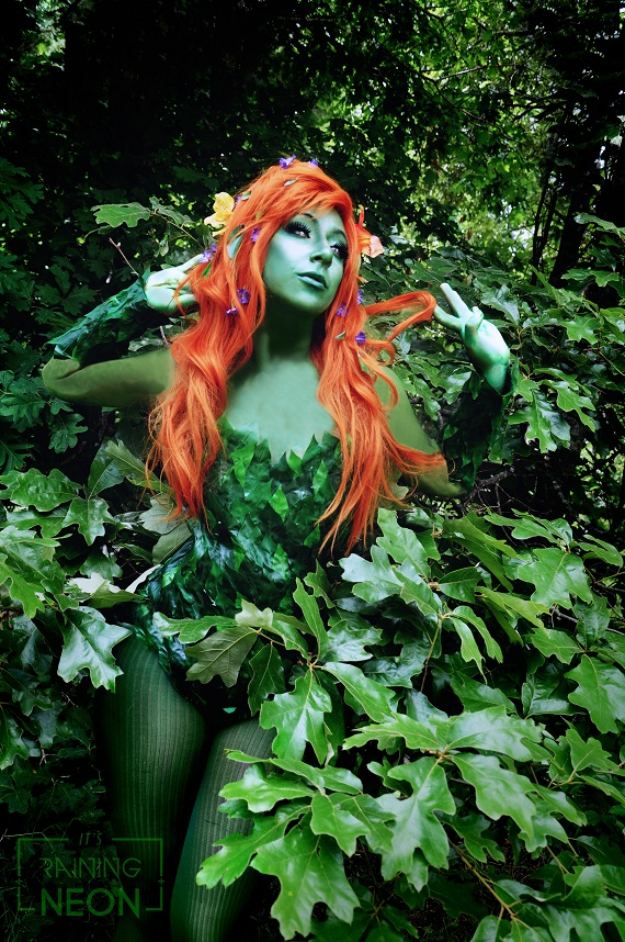 A taste of Poison Ivy by Its-Raining-Neon