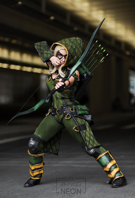 Arrow girls