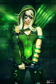 Genderbent Green Arrow