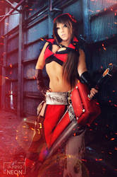 Sol BadGuy - Guilty Gear by Its-Raining-Neon