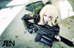 Sniper Wolf - Metal Gear Solid