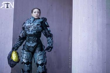 Kelly -087 Halo 5