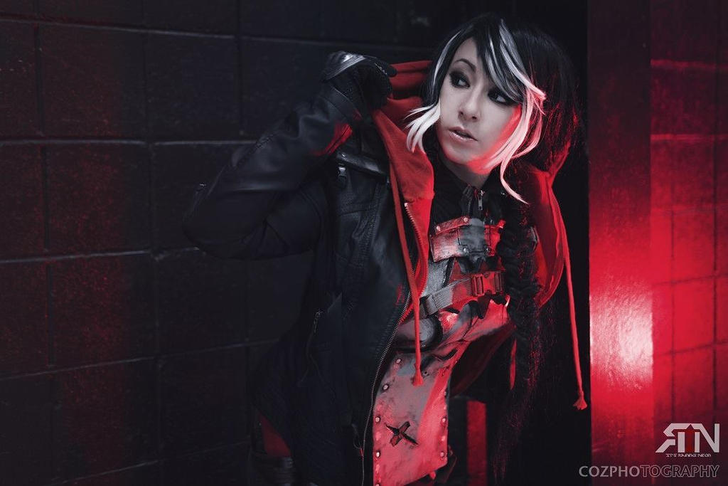 Genderbent Jason Todd by Its-Raining-Neon