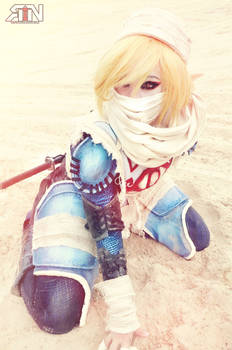 Sheik Legend of Zelda