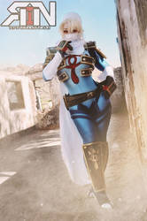 A very Sheik cosplay - ItsRainingNeon