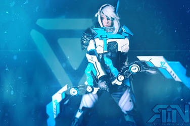 Project Ashe - League of Legends Cosplay