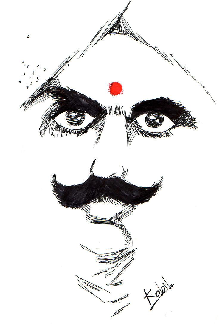 Mahakavi bharathiyar drawing related keywords suggestions