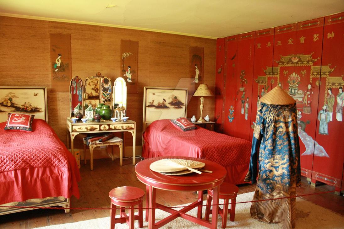 Oriental Room II by PzychoStock