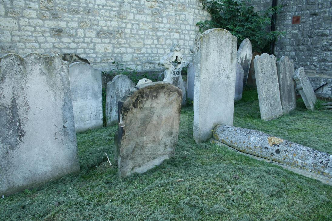 Cemetery V by PzychoStock