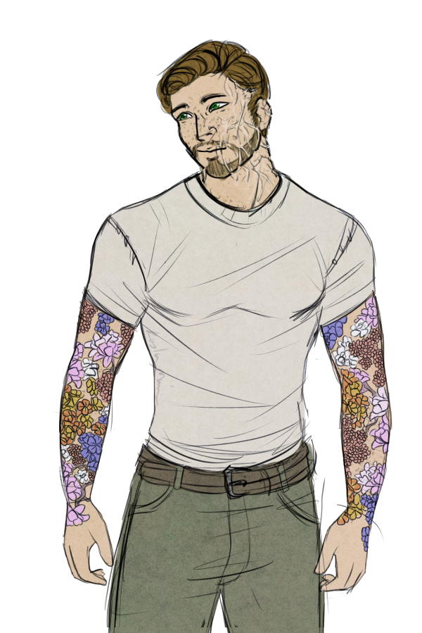 Change Part 2 >> Fallout 4 OC- Grey by CptKay on DeviantArt