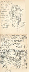 super grandpa by SiXProductions