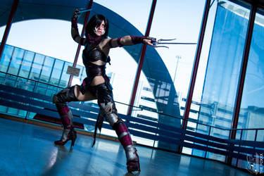 Mileena of Mortal Kombat X - Version Tournament by LeelooKris