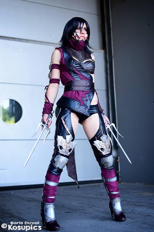 Mileena Of Mortal Kombat X Version Tournament By Leelookris On